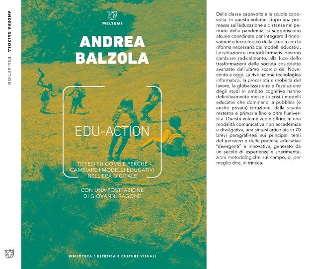 ANDREA BALZOLA: EDUCATION