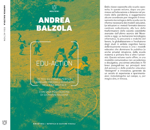 ANDREA BALZOLA: EDUCATION